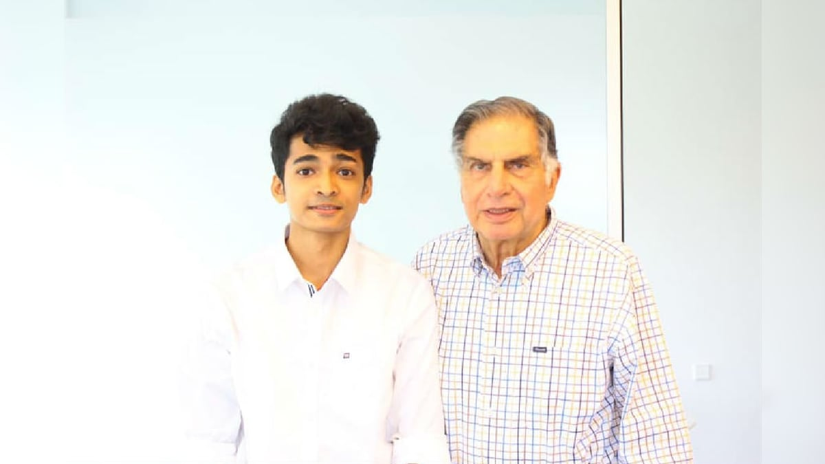 Meet this 28-year-old man who gives successful business tips on social media!  Ratan Tata also takes advice, agrees